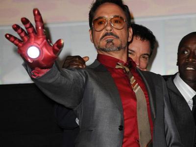 Iron Man 3 Siap Diluncurkan Mei 2013