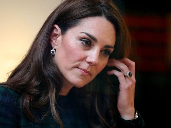 Istana Tanggapi Pemberitaan Negatif tentang Kate Middleton