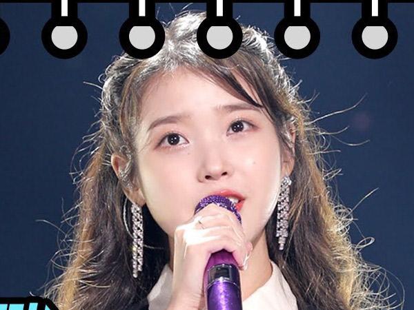 Konser Mini IU Sukses Dongkrak Rating 'Yoo Hee Yeol's Sketchbook' Sampai 3x Lipat