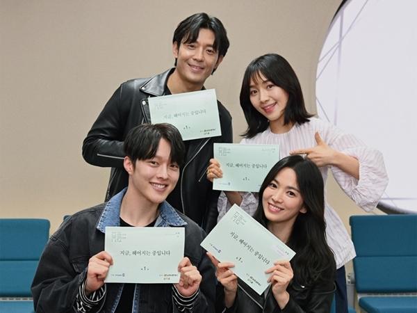 Jang Ki Yong, Song Hye Kyo, dan Lainnya Unjuk Chemistry di Pembacaan Naskah Drama Baru