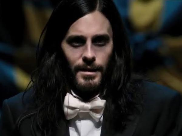Transformasi Jared Leto Jadi Vampire di 'Morbius'