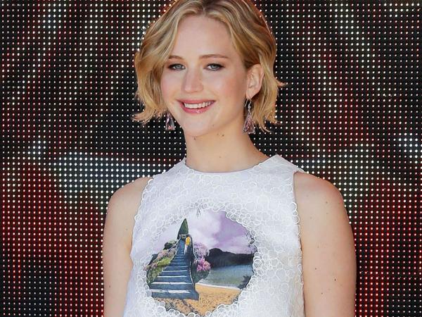 Tak Akan Mau Gunakan Sosial Media, Apa Alasan Jennifer Lawrence?