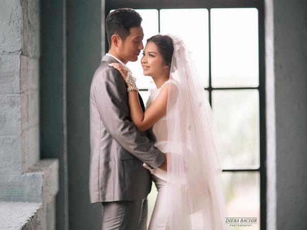 Foto Pre Wedding Junior Liem dan Putri Titian Bikin 'Baper' Netizen