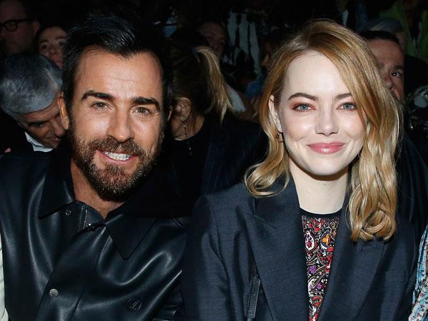 Tertangkap Liburan Bareng, Emma Stone dan Justin Theroux Benar Pacaran?