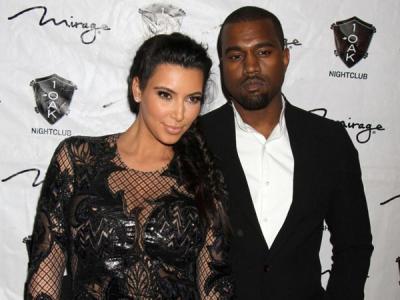 Kanye West dan Kim Kardashian Tiga Kali Gelar Upacara Pernikahan?