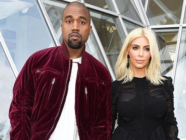 Lepas Cincin Pernikahan, Rumah Tangga Kanye West dan Kim Kardashian Bermasalah?