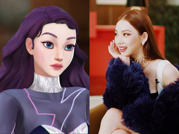 Girl Grup SM Entertainment aespa Gabungkan Konsep Dunia Nyata dan Virtual