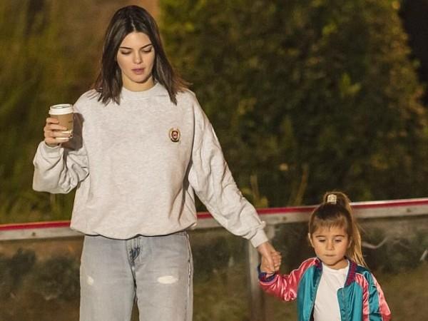Terkena 'Baby Fever' Kendall Jenner Ungkap Keinginannya Memiliki Anak