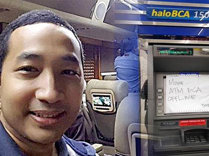 Fakta Mengejutkan Ramyadjie, Kerabat Prabowo yang Tertangkap Bobol ATM