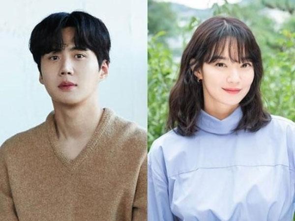 Kim Seon Ho dan Shin Min Ah Resmi Jadi Pasangan Drama Komedi Romantis Baru