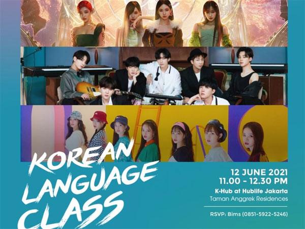 Mau Belajar Bahasa Korea Gratis Ditemani Ssaem? Simak Cara Joinnya