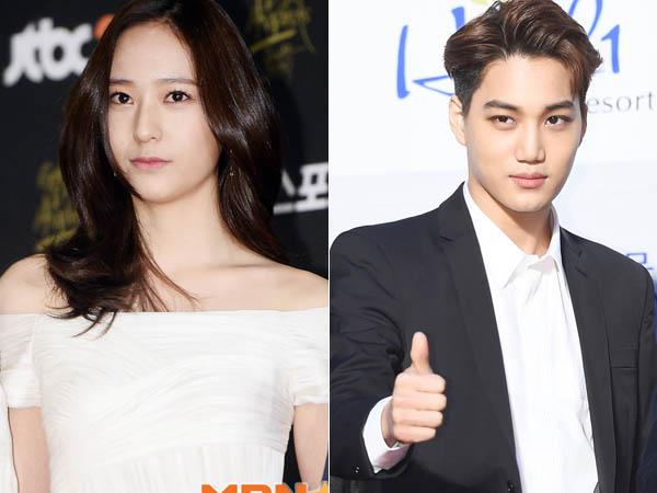 Mahal, Cincin Pasangan Krystal f(x) dan Kai EXO Sponsor atau Bukan?