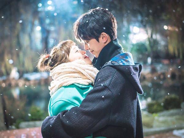Manisnya Gaya Pacaran Nam Joo Hyuk dan Lee Sung Kyung di 'Weightlifting Fairy' Bikin Gemas