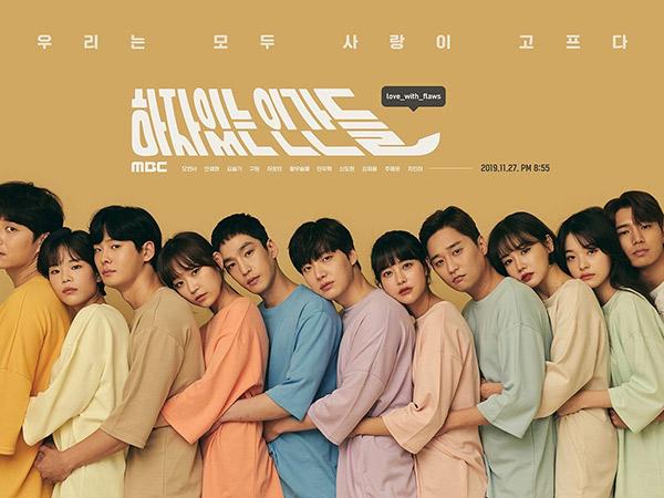 Tim Produksi Drama 'Love with Flaws' Tanggapi Tudingan Plagiat MV Dua Lipa