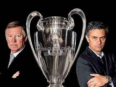 Real Madrid Vs MU Tontonan Paling Ditunggu