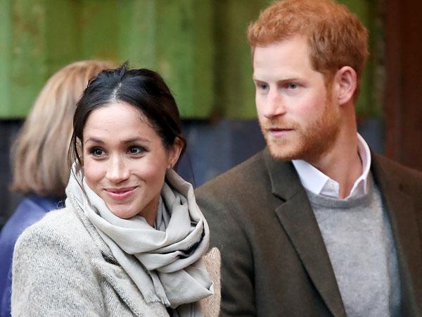Meghan Markle Bakal Langgar Tradisi Kerajaan Saat Menikah dengan Pangeran Harry