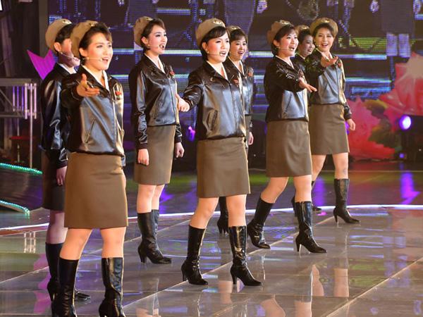 Ini Girl Group yang Buat Menteri Pertahanan Korea Utara Dianggap Tak Setia dan Dieksekusi