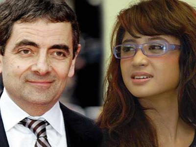 Depe Yakinkan Syuting dengan Mr Bean Asli