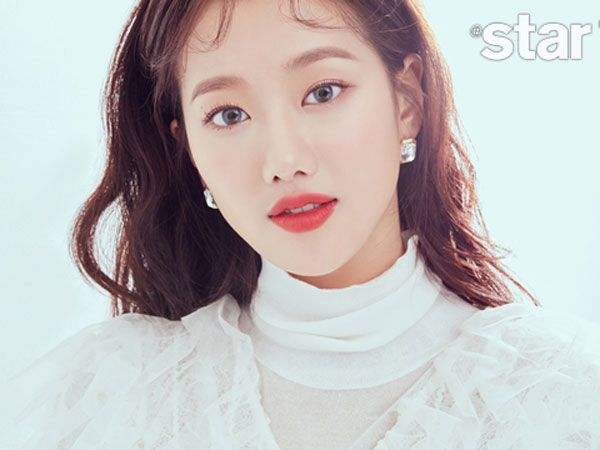 Naeun APRIL Ungkap Persiapan Sebelum Main Drama 'Extraordinary You'