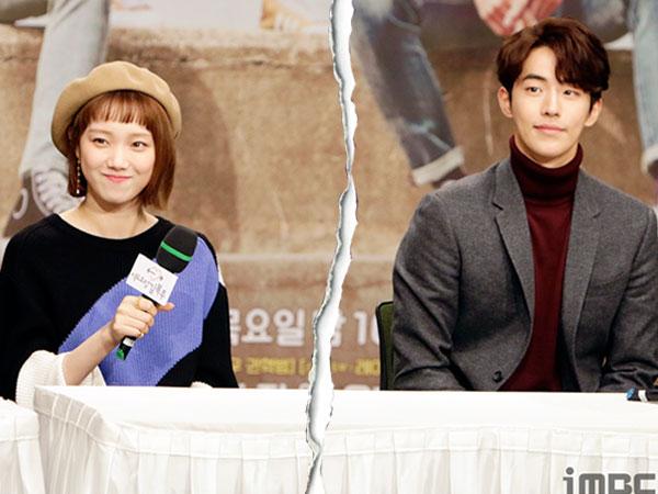 Jalinan Asmara Nam Joo Hyuk dan Lee Sung Kyung Dikonfirmasi Putus