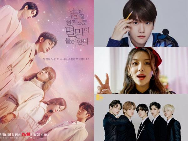 Baekhyun, TXT, Hingga Seo In Guk Isi OST Drama 'Doom at Your Service'