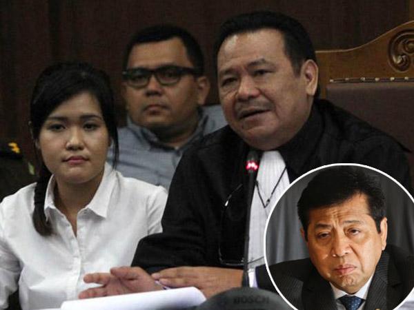 Gratis Saat Urus Jessica Sianida, Berapa Tarif Pengacara Otto Hasibuan Ketika Bela Setya Novanto?