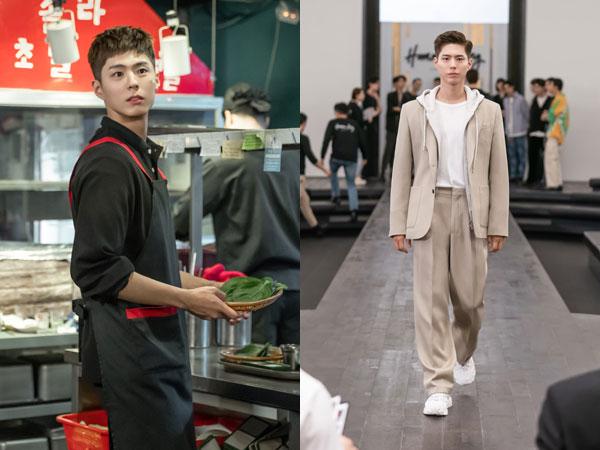 Realita Park Bo Gum di Balik Kehidupan Jadi Model dalam Drama Baru 'Record of Youth'