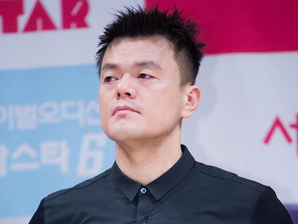 Kata Perwakilan Sekte Soal Status Park Jin Young dan Istri di Alirannya