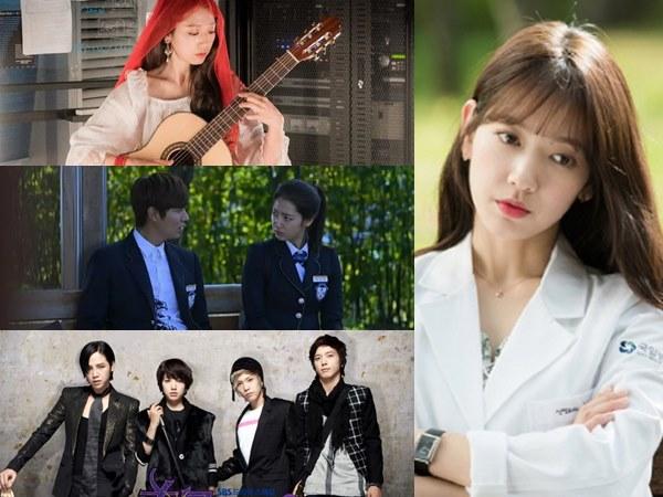 7 Drama Populer Park Shin Hye, Jadi Anak Band sampai Reporter