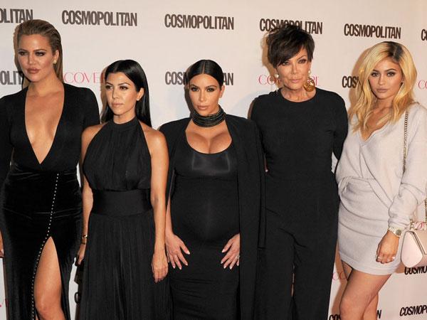 Intip Detail Pendapatan Tiap Anggota Keluarga Kardashian dan Jenner!