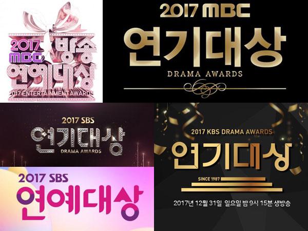 Pro dan Kontra di Ajang Penghargaan Akhir Tahun MBC, SBS, dan KBS