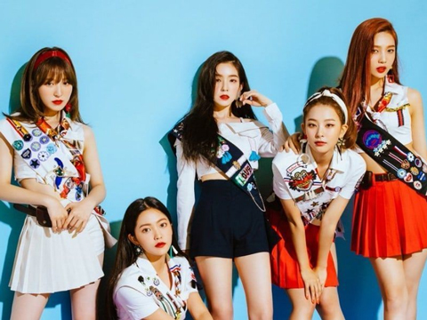 Tuduh Desain Fashion Red Velvet Hasil Plagiat, 'Paris99' Minta Klarifikasi Dari SM Entertainment