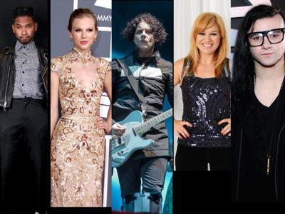 Ini Dia Daftar Nominasi Grammy Awards 2013