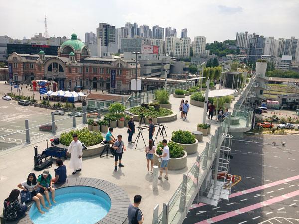 Deretan Spot Wisata Hits di Seoul yang Dulunya Bangunan Tua yang Terbengkalai