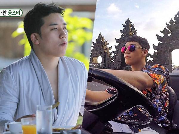 SBS 'My Ugly Duckling' Tayangkan Potret Seungri BIGBANG Liburan Mewah Hingga Pesta Ria di Bali