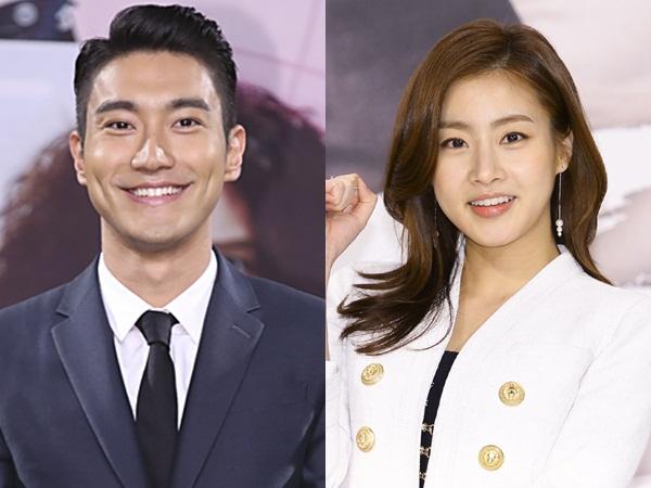 Siwon Super Junior Siap Comeback Drama Bareng Kang So Ra?