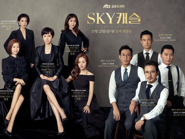 Drama Hits 'SKY Castle' Dikabarkan Bakal Di-Remake di Amerika