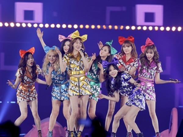 Konser Perdana dengan Formasi 8 Member, SNSD Kumpulkan 50 Ribu Fans