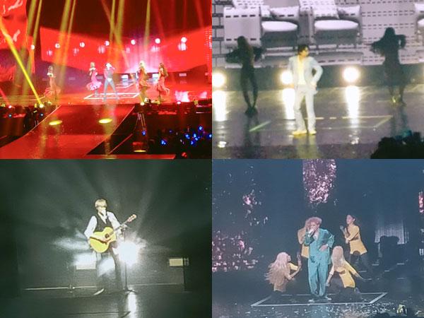 Kerennya Penampilan Solo Member WINNER di Konser 'Cross Tour in Jakarta'