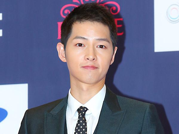 Song Joong Ki Bakal Comeback Drama di Proyek Baru Penulis 'Descendants of The Sun'?