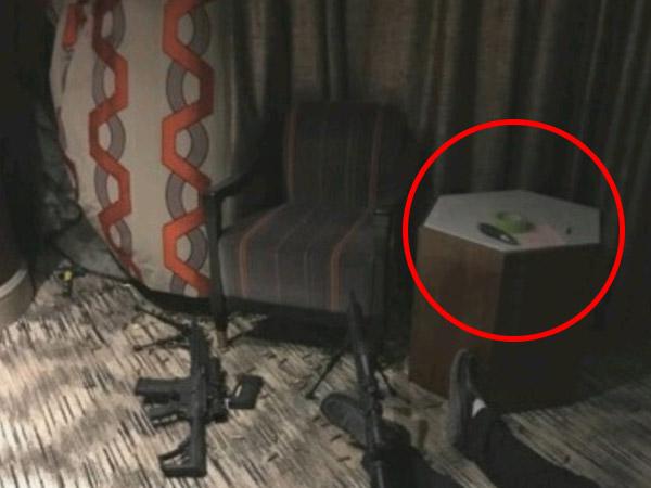 Penampakan Kamar dan Pelaku Las Vegas yang Terkapar, Tinggalkan Surat Bunuh Diri?