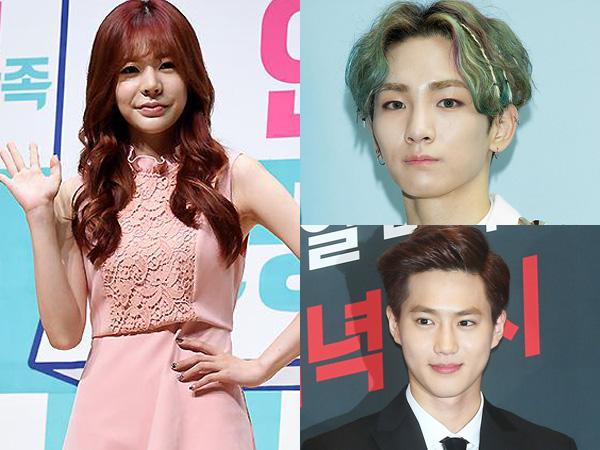 Setelah 'Star King', Key dan Suho Jadi Juri Lagi di 'Hidden Singer' Bareng Sunny SNSD