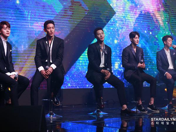 Grup Aktor Multitalenta Surprise U Resmi Debut Lewat Gelaran Showcase!