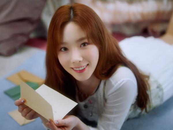 Akhirnya Rilis, Taeyeon 'Happy' Langsung Dominasi Chart Musik