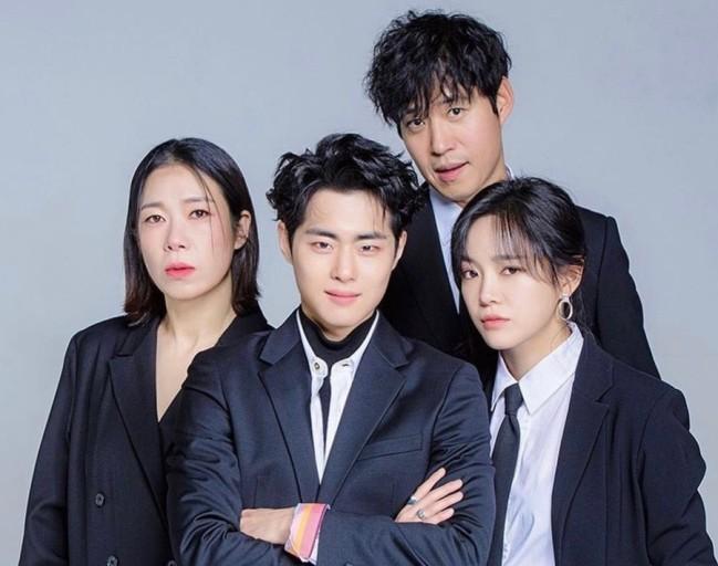 Jo Byeong Gyu Puji Para Pemain The Uncanny Counter
