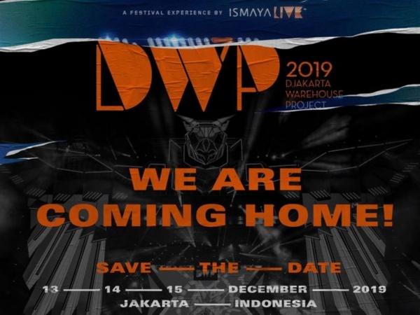 DWP19 Janjikan Pengalaman Festival Musik Berbeda Untuk Awali Dekade Kedua