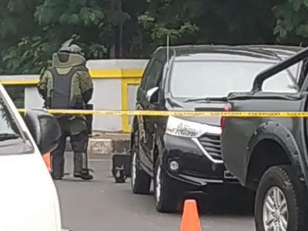 Heboh Dugaan Ledakan Dekat Masjid Istiqlal, Pihak Kepolisian Beri Klarifikasi