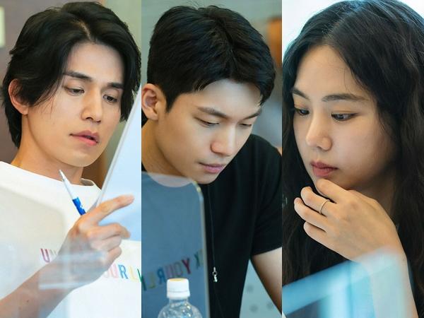 Berikut Detail Karakter Lee Dong Wook, Wi Ha Joon, Hingga Han Ji Eun di Drama 'Bad and Crazy'