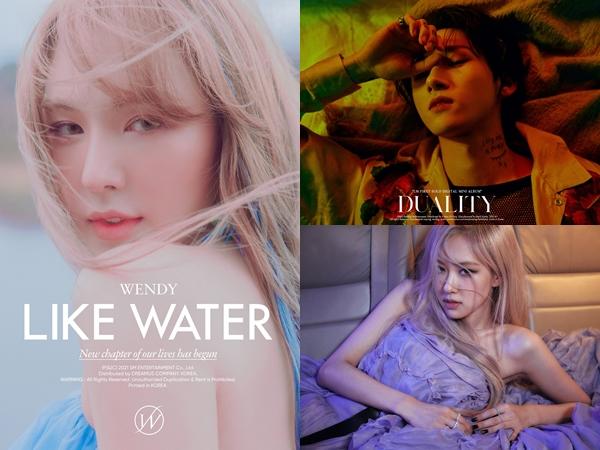 5 Idol K-Pop yang Debut Solo di Tahun 2021