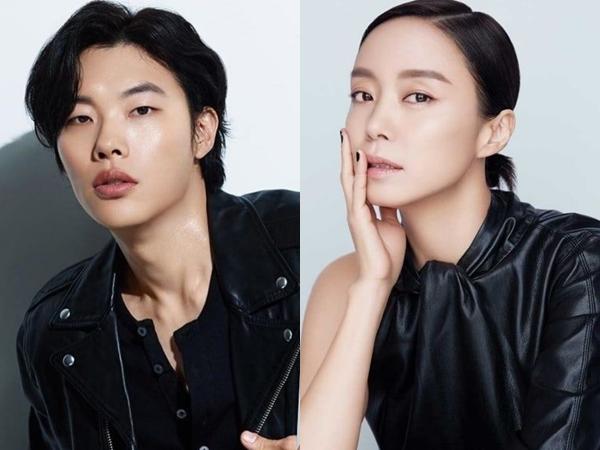 Ryu Jun Yeol dan Jeon Do Yeon Dikabarkan Main Drama Bareng